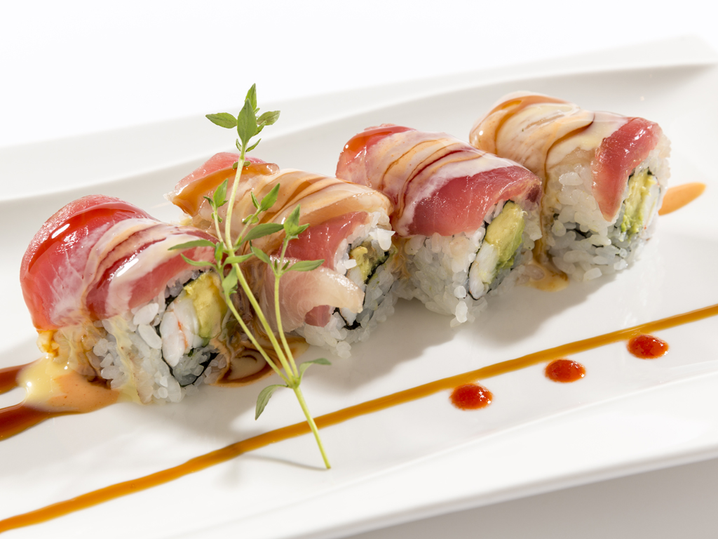 New York Roll « Fuji Japanese Steakhouse – Hibachi -Sushi – Lava Bar